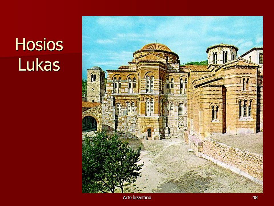 Hosios Lukas Arte bizantino