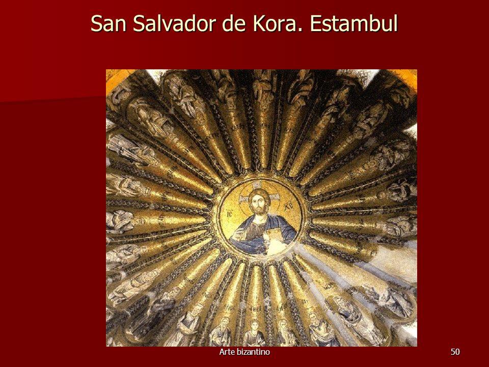 San Salvador de Kora. Estambul