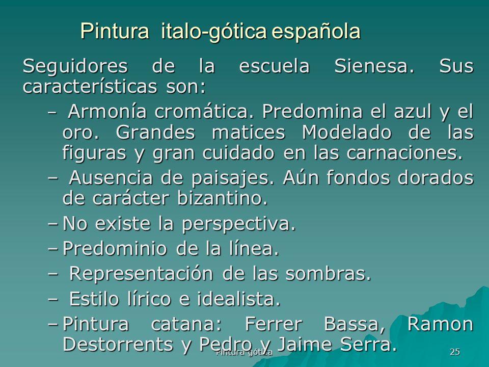 Pintura italo-gótica española