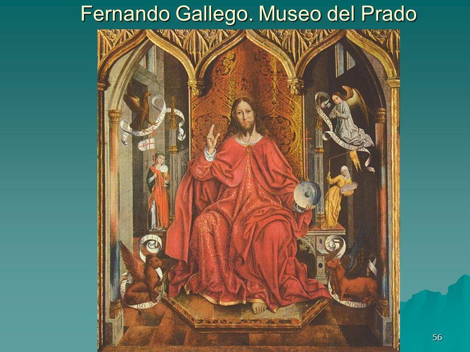 Fernando Gallego. Museo del Prado