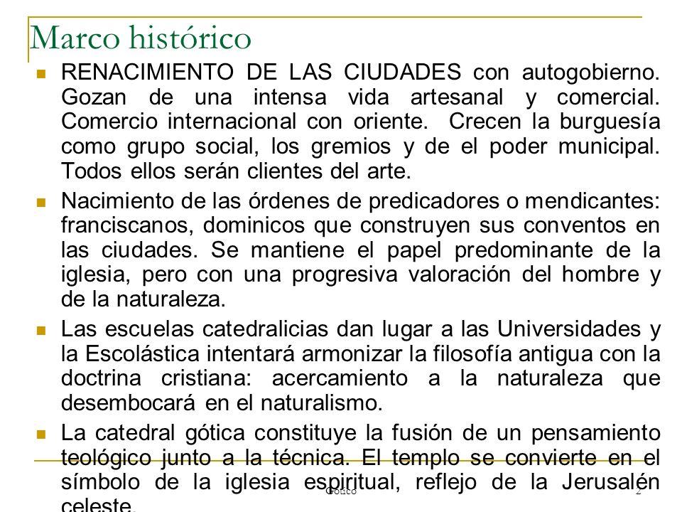 Marco histórico