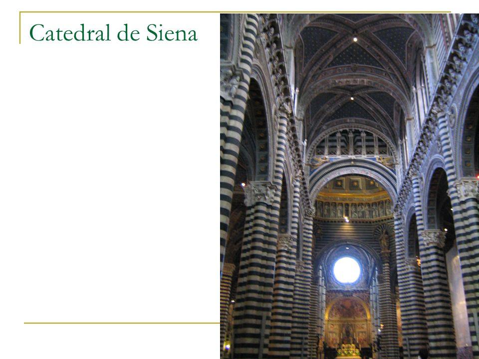 Catedral de Siena Gótico