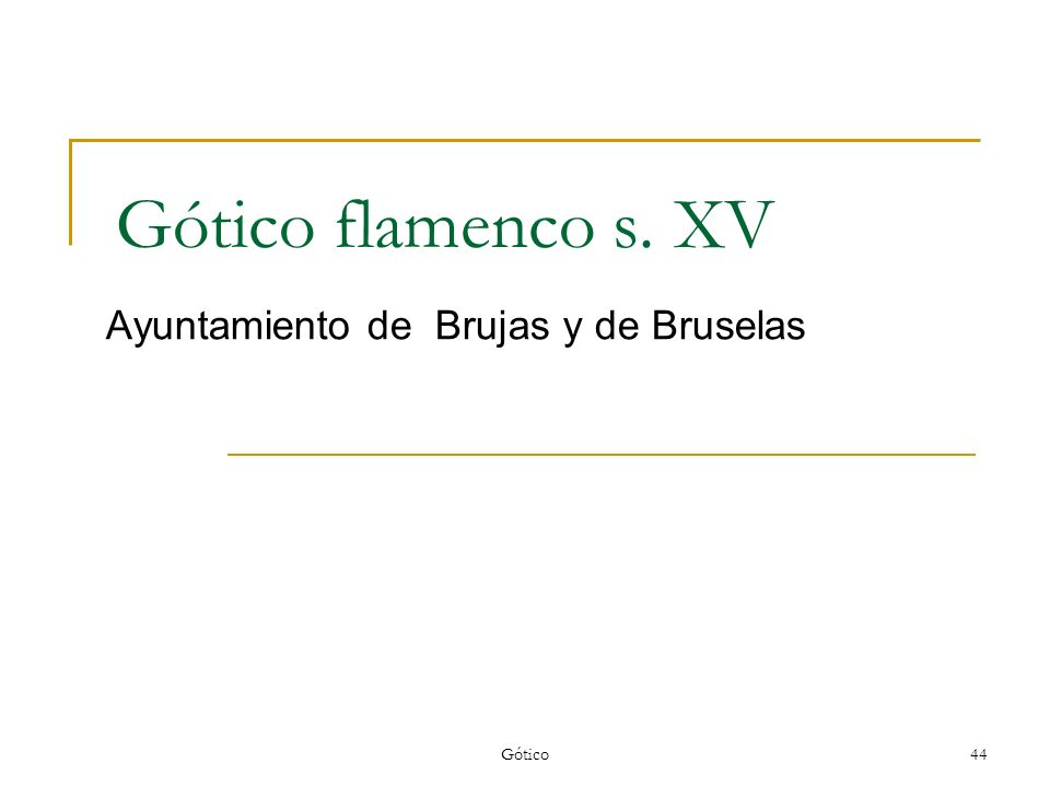 Ayuntamiento de Brujas y de Bruselas