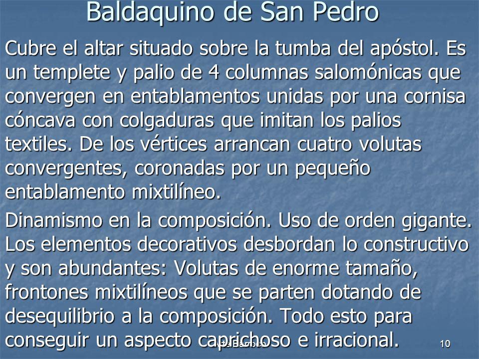 Baldaquino de San Pedro