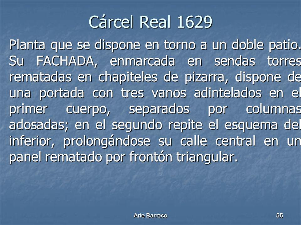 Cárcel Real 1629
