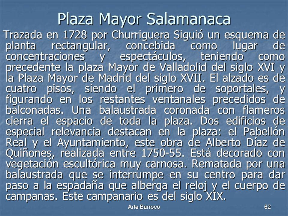 Plaza Mayor Salamanaca