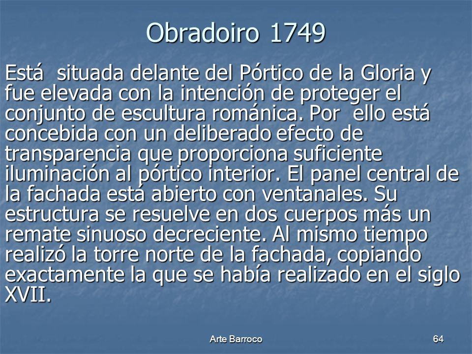 Obradoiro 1749
