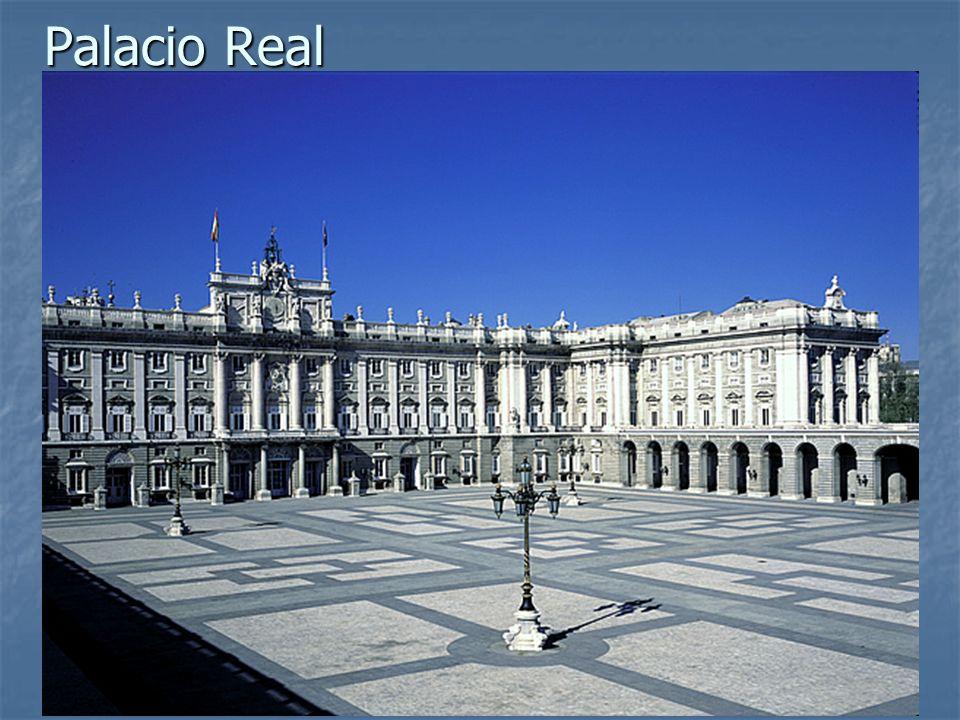 Palacio Real Arte Barroco