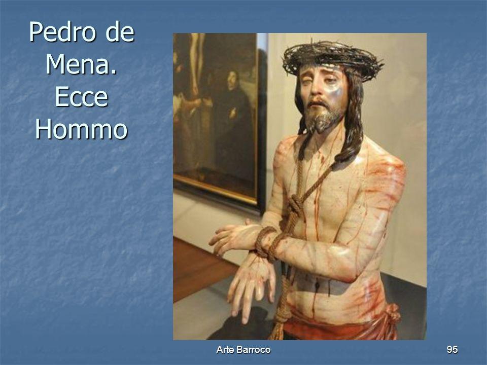 Pedro de Mena. Ecce Hommo