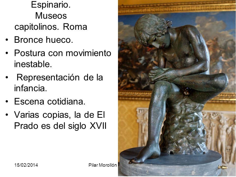 Espinario. Museos capitolinos. Roma