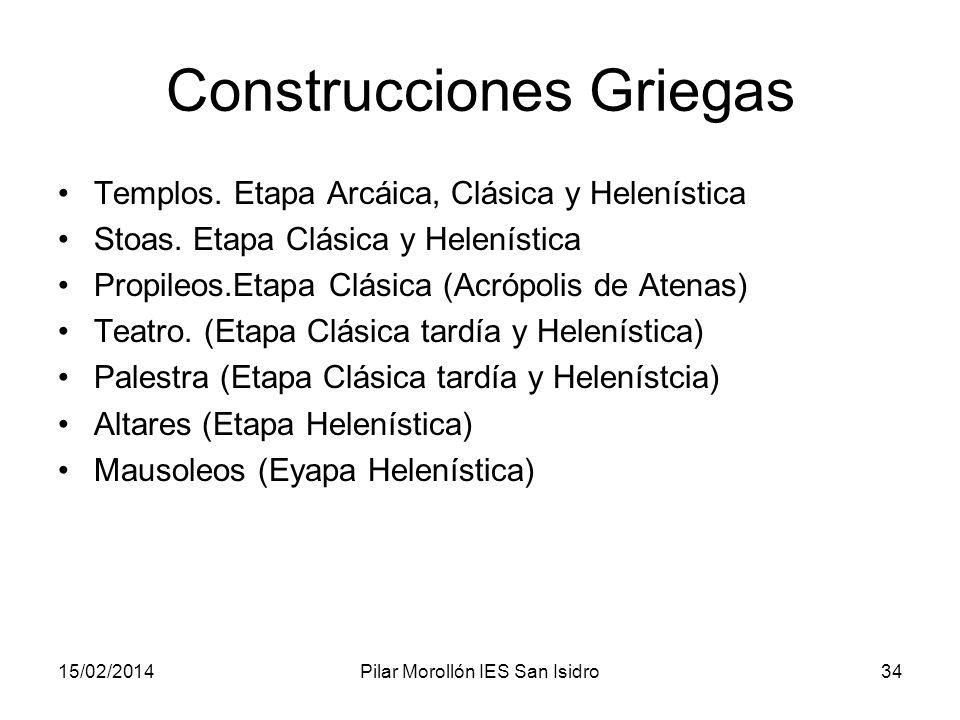 Construcciones Griegas