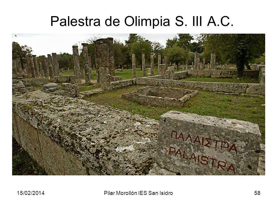 Palestra de Olimpia S. III A.C.