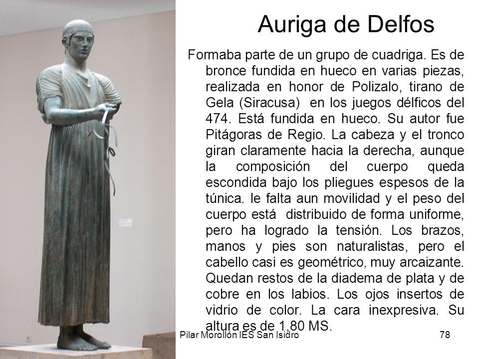 Pilar Morollón IES San Isidro