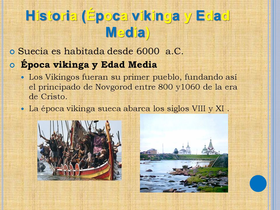 Historia (Época vikinga y Edad Media)
