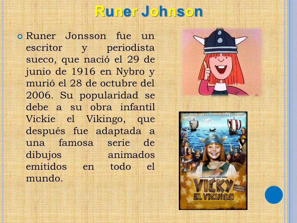 Runer Johnson