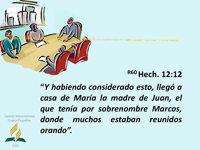 R60 Hech. 12:12