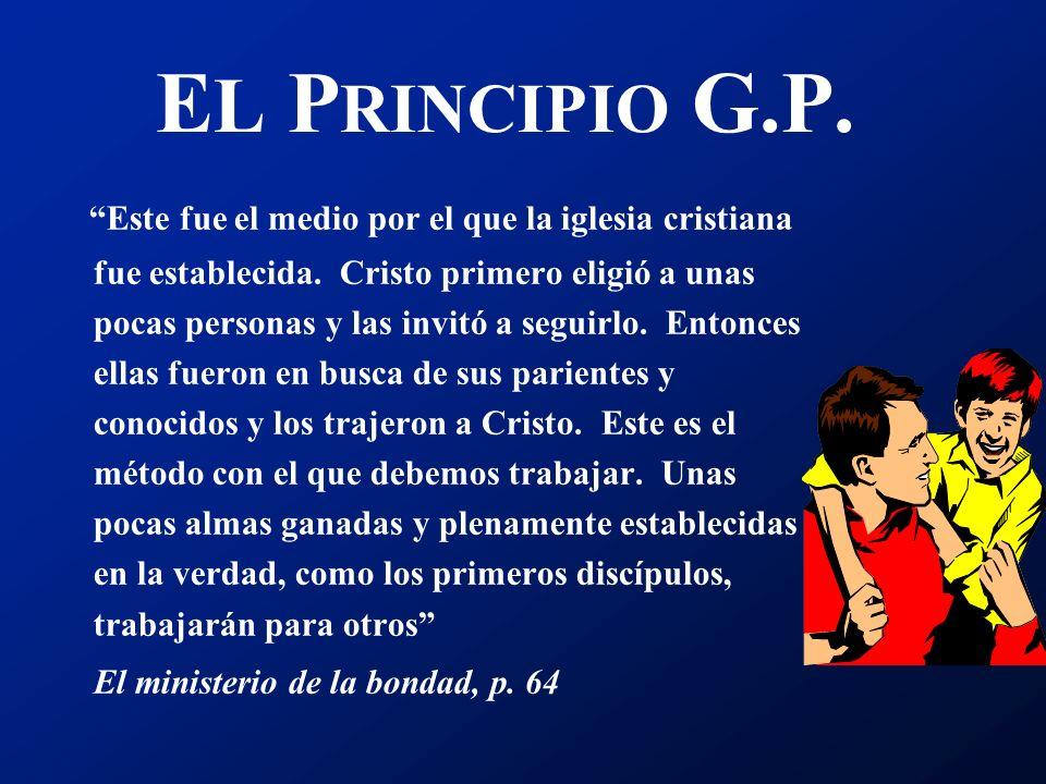 EL PRINCIPIO G.P.