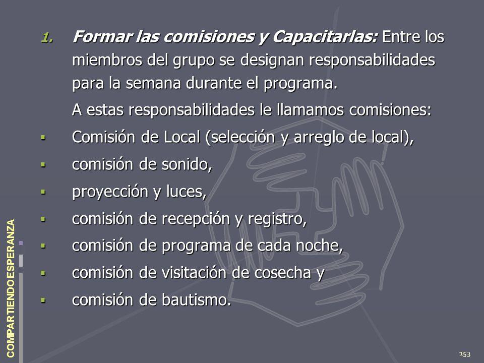 COMPARTIENDO ESPERANZA
