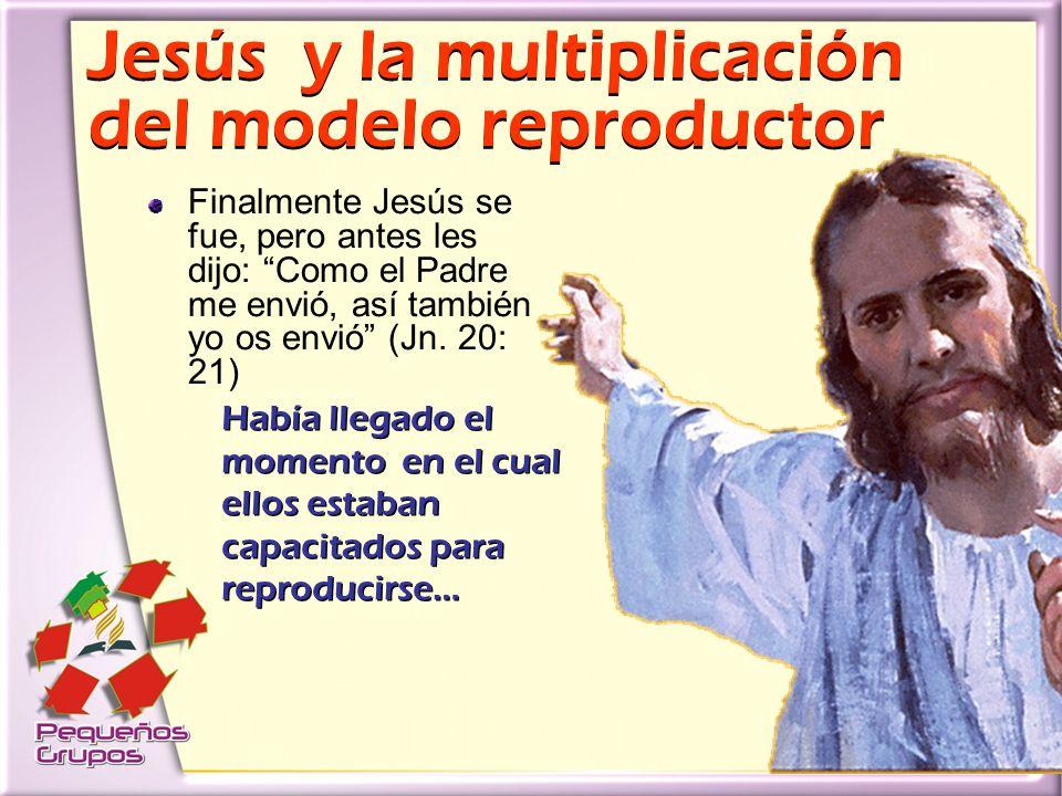 Jesús y la multiplicación del modelo reproductor
