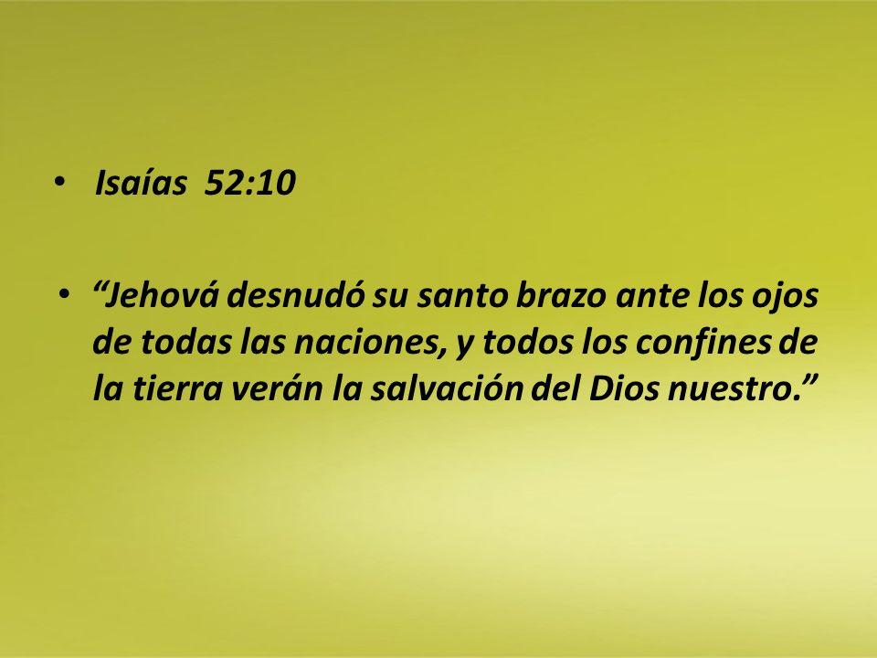 Isaías 52:10