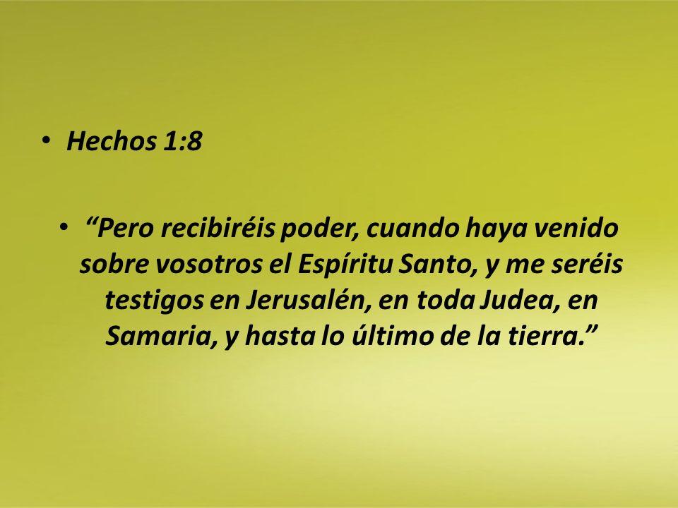 Hechos 1:8