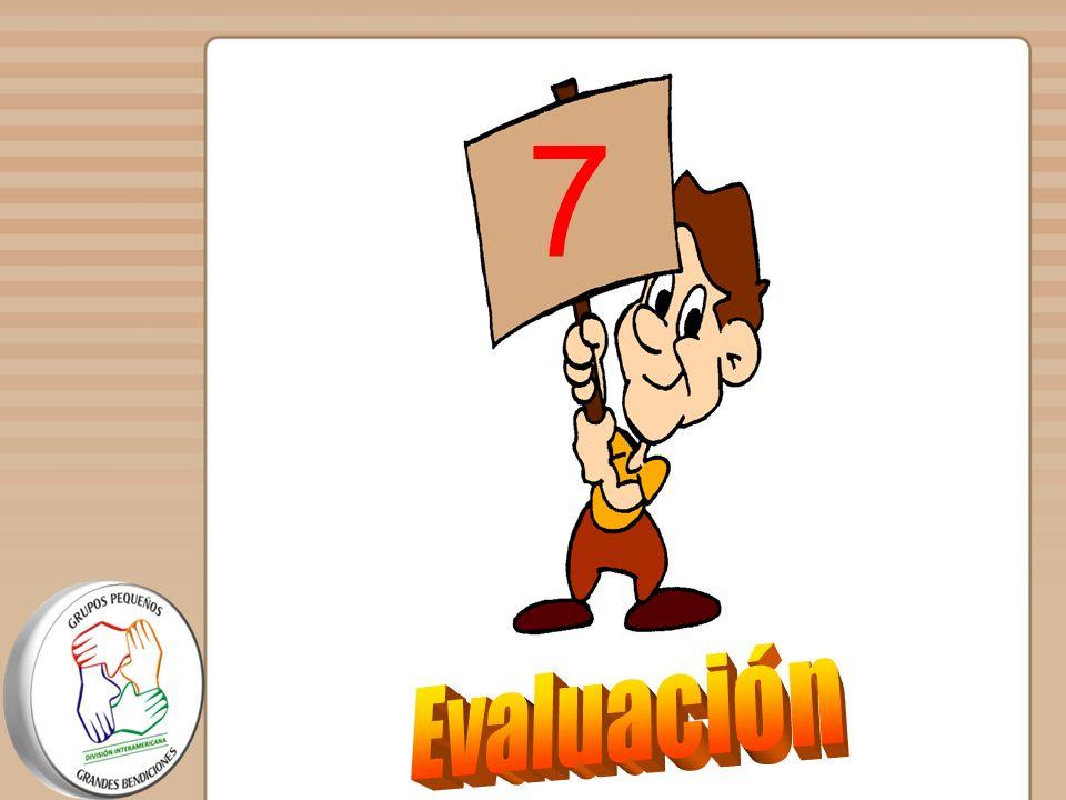 7 Evaluación