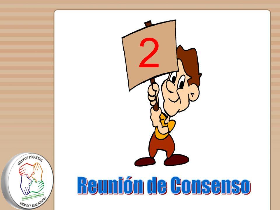 2 Reunión de Consenso
