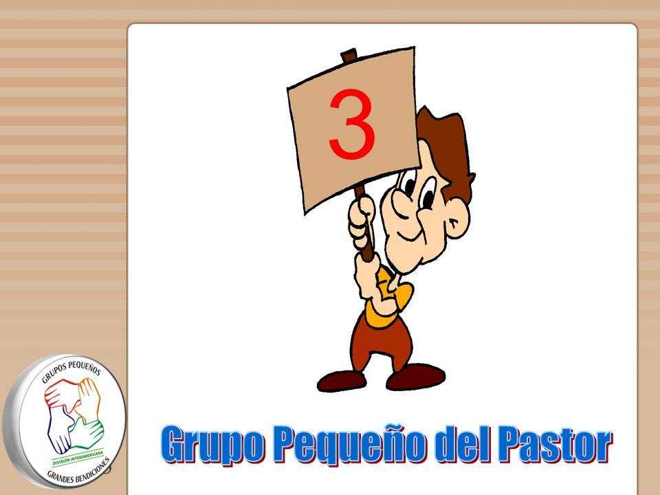 Grupo Pequeño del Pastor