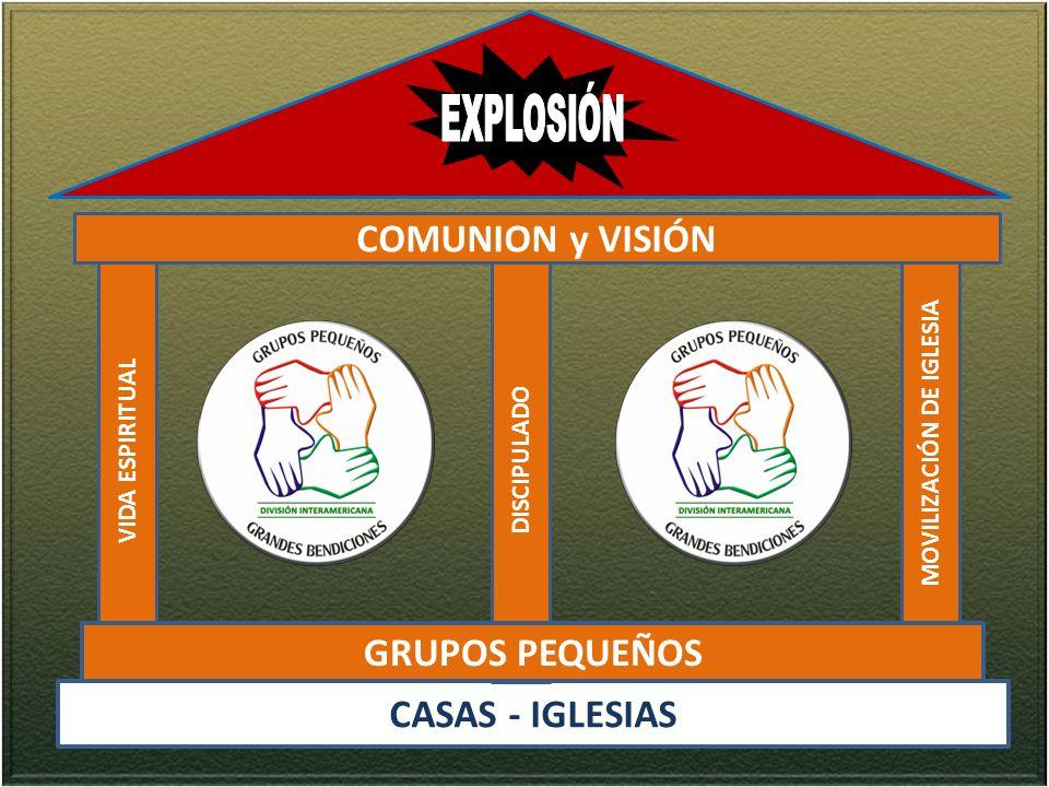 MOVILIZACIÓN DE IGLESIA