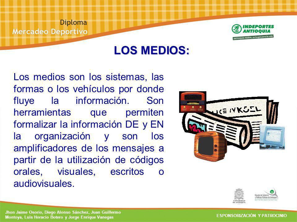 LOS MEDIOS: