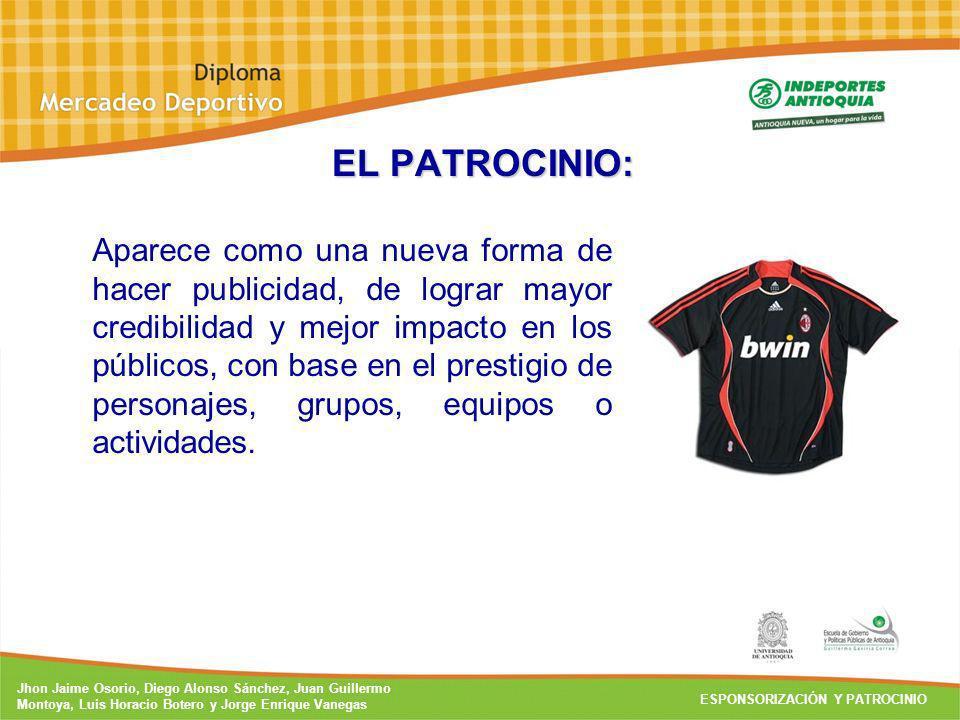 EL PATROCINIO: