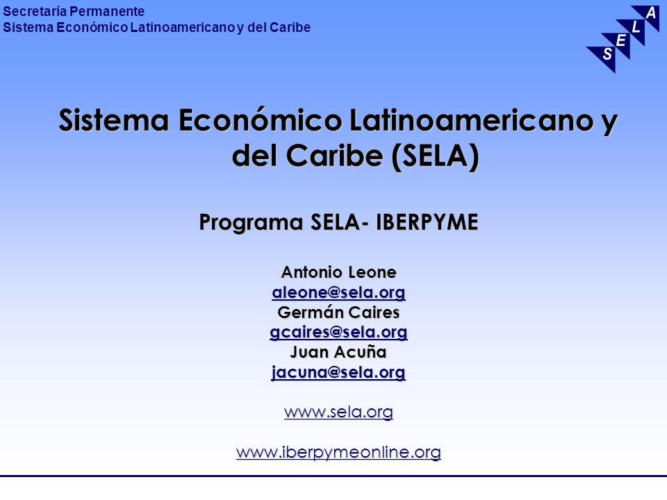 Sistema Económico Latinoamericano y del Caribe (SELA)