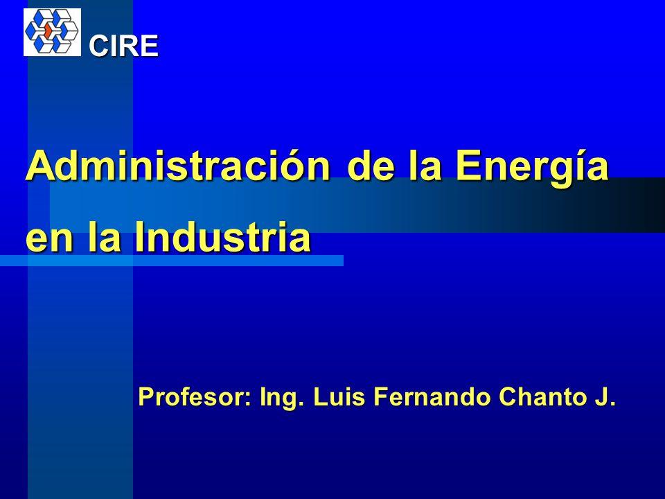 Administración de la Energía en la Industria