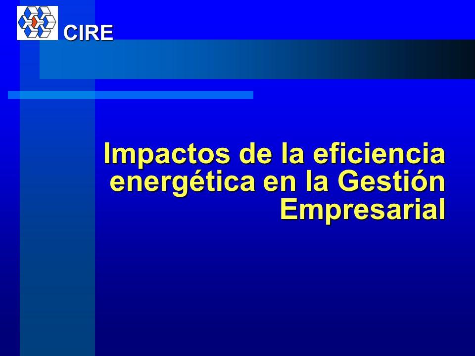 Impactos de la eficiencia energética en la Gestión Empresarial