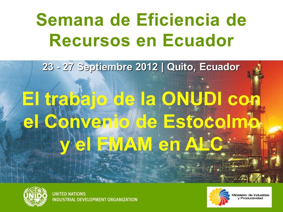 Semana de Eficiencia de Recursos en Ecuador