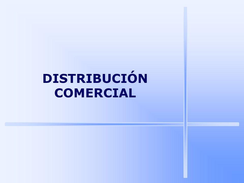 DISTRIBUCIÓN COMERCIAL
