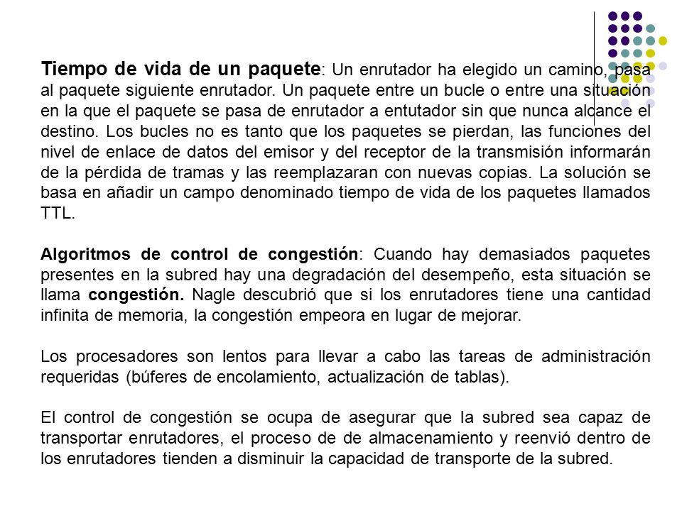 CAPA DE RED CARACTERÍSTICAS DE LA RED - ppt descargar