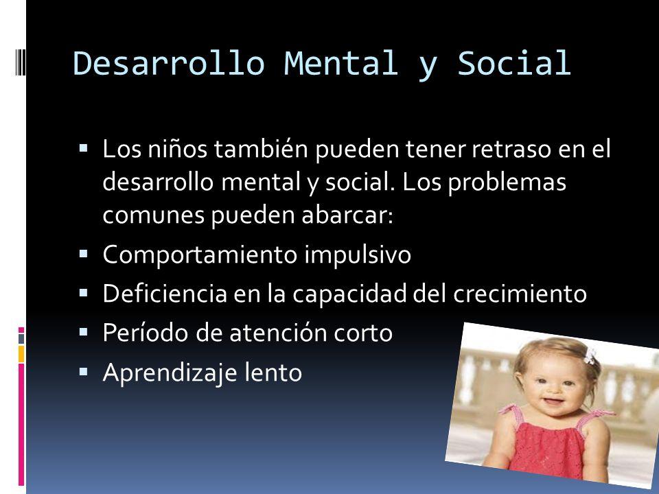 Desarrollo Mental y Social