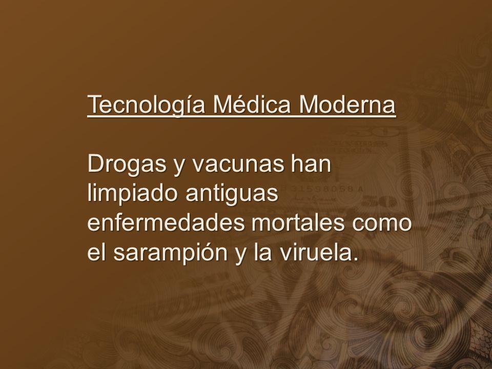 Tecnología Médica Moderna