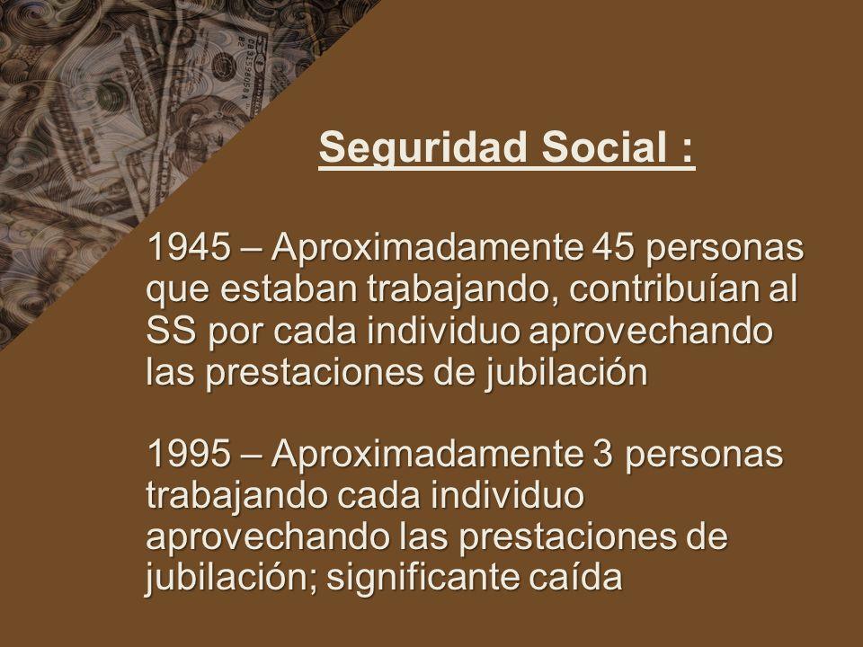 Seguridad Social :