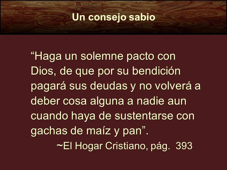 ~El Hogar Cristiano, pág. 393