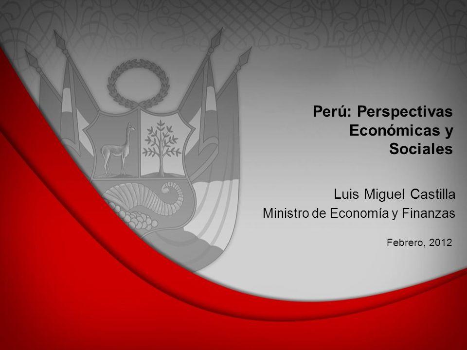 Perú: Perspectivas Económicas y Sociales