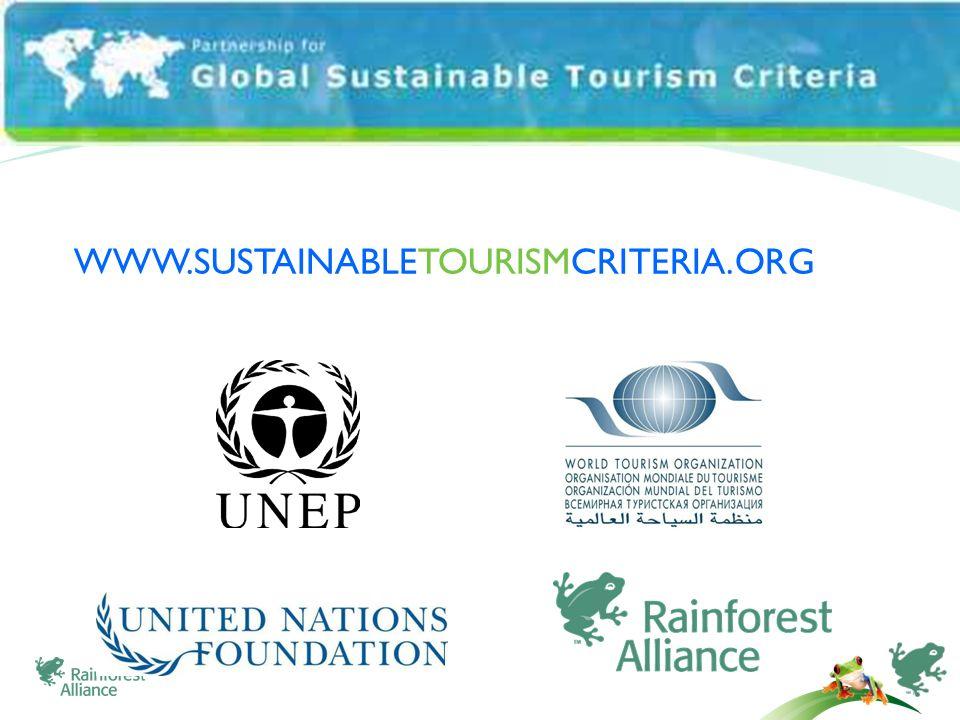 www.sustainabletourismcriteria.org