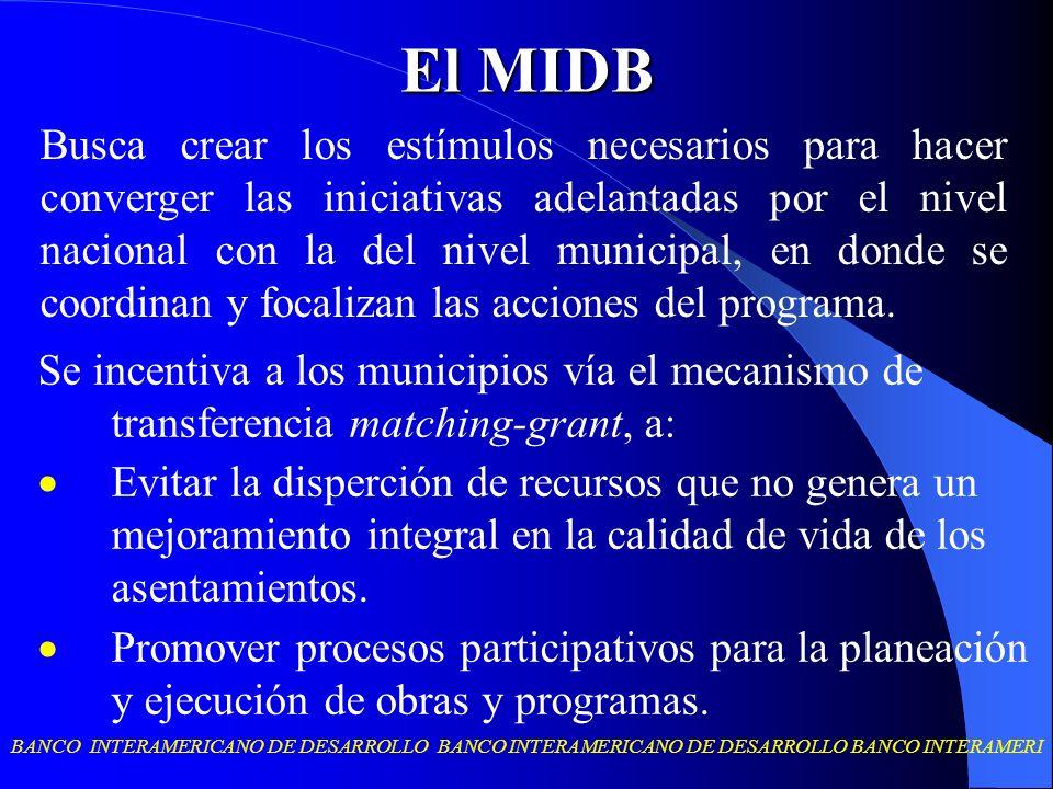 El MIDB