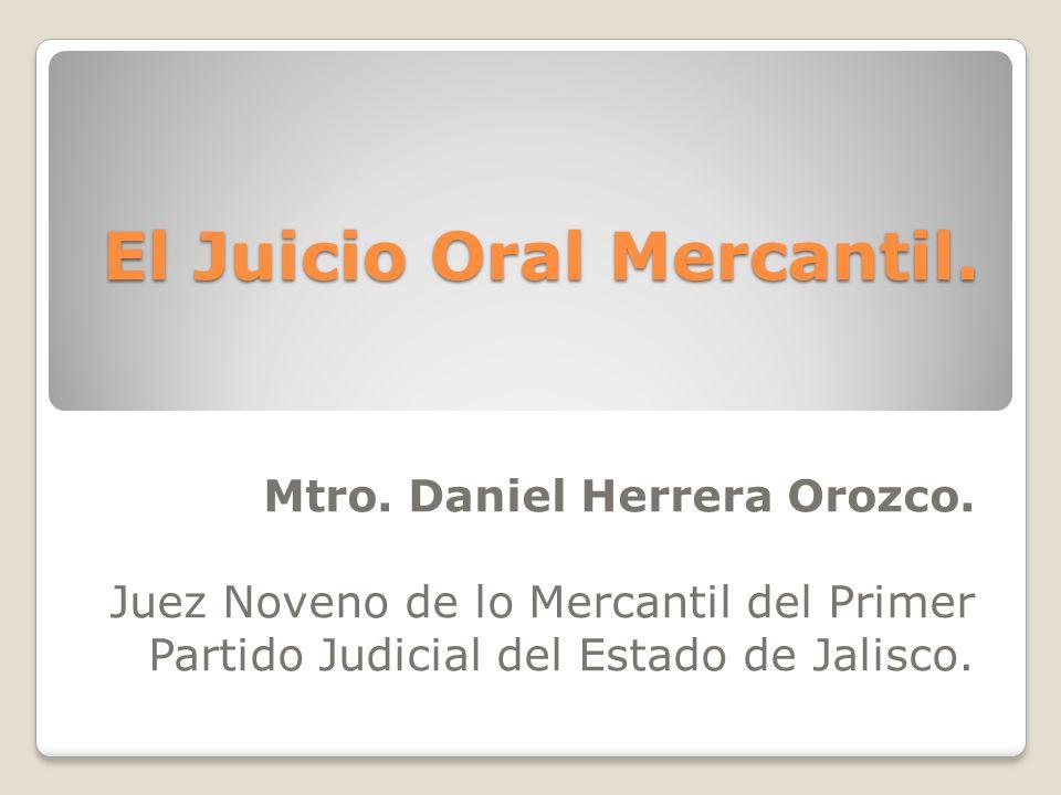 El juicio oral mercantil ppt descargar el juicio oral mercantil ccuart Images