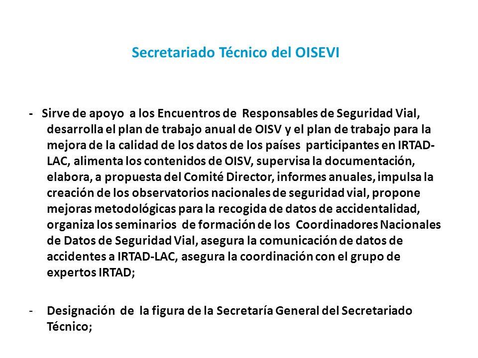 Secretariado Técnico del OISEVI