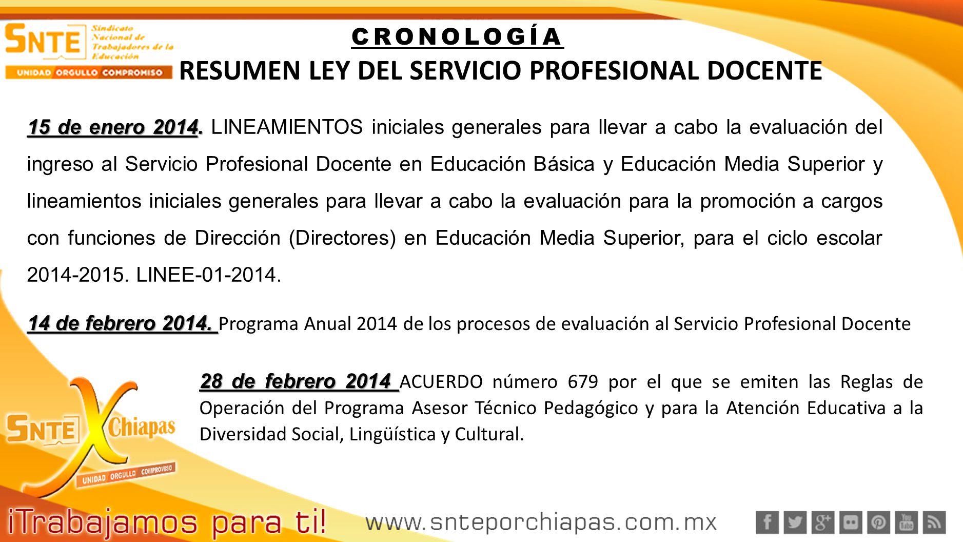 """REFORMA EDUCATIVA"""" Ley General de Servicio Profesional Docente - ppt ..."""