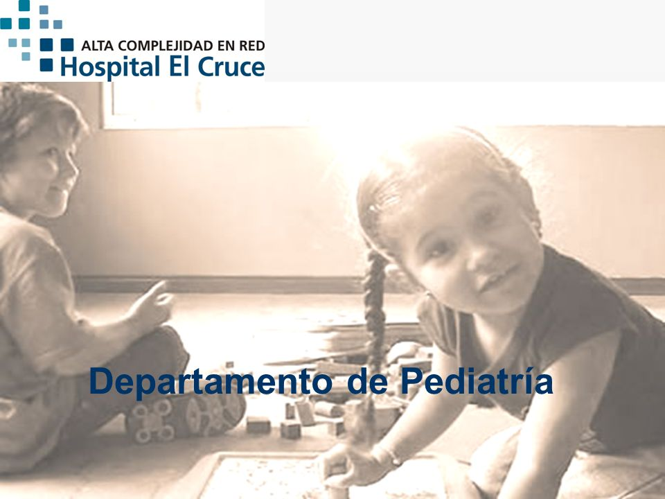 Departamento de Pediatría
