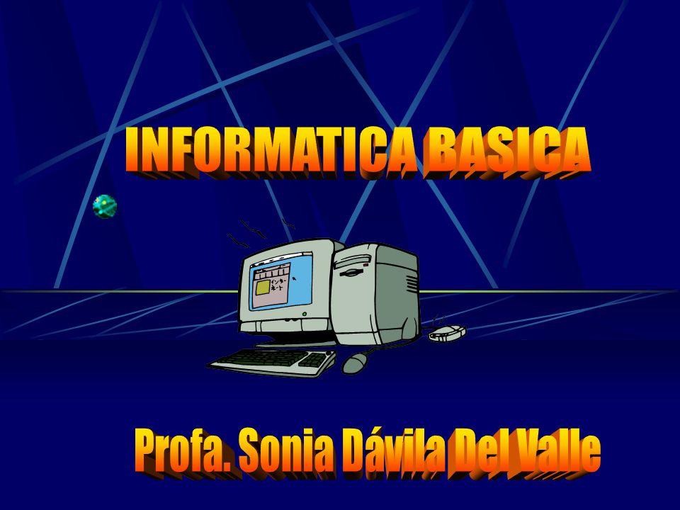 Profa. Sonia Dávila Del Valle
