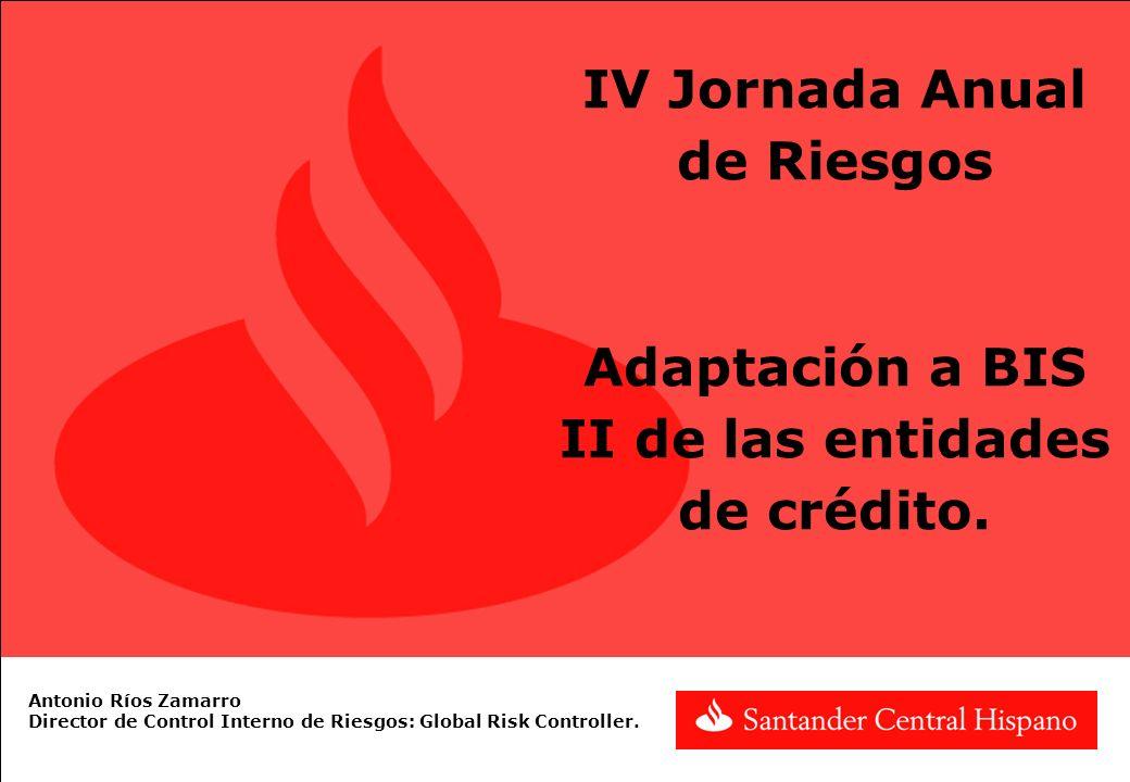IV Jornada Anual de Riesgos